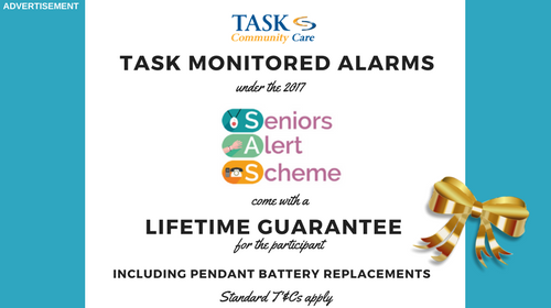 Seniors Alert Scheme Monitored Alarm Guarantee_Ad