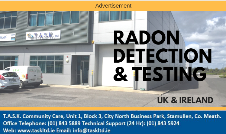 Radon Detection & TESTING_TASK