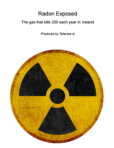 radon gas ireland ebook cover