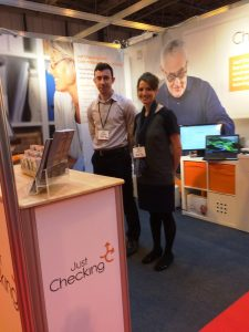 Telehealthcare Event_Just-Checking