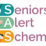 Seniors Alert Scheme Logo