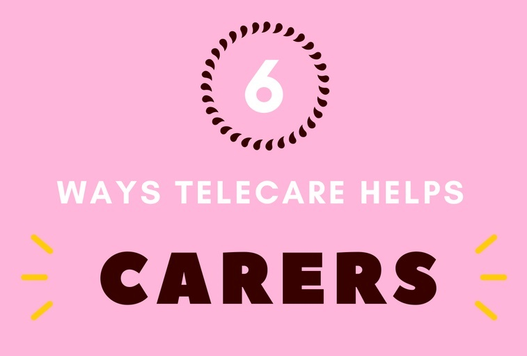 6 Ways Telecare Can Help Carers_Cover_Picture